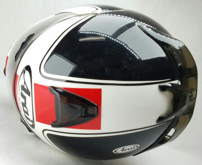 ARAI VECTOR 2 MOTORCYCLE HELMET SIZE: SMALL