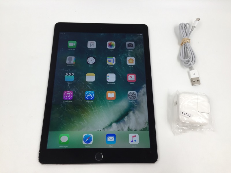 APPLE IPAD AIR 2ND GENERATION MGL12LL/A 16GB (WI-FI ONLY)