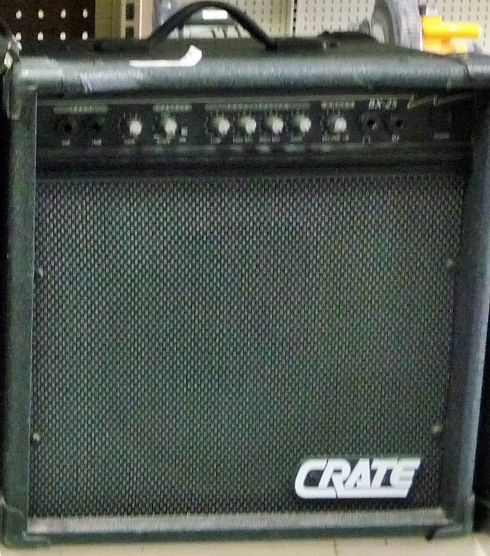 CRATE Electric Guitar Amp BX-25