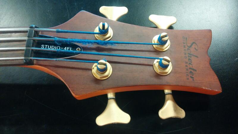 SCHECTER Bass Guitar SERIES STUDIO 4