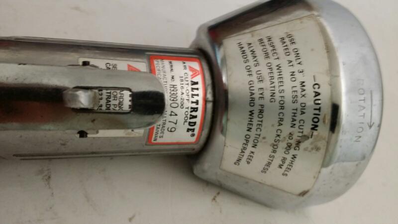 ALLTRADE AIR CUT OFF TOOL 1816-A-200]