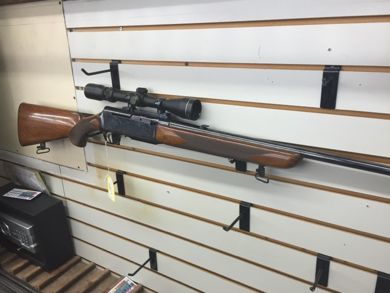 BROWNING BAR    30-06 SEMI BLUE 30-06 SEM AUTO RIFLE