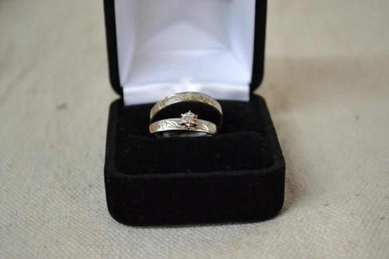 Lady's Diamond .05CTW 10KWG 3.8g