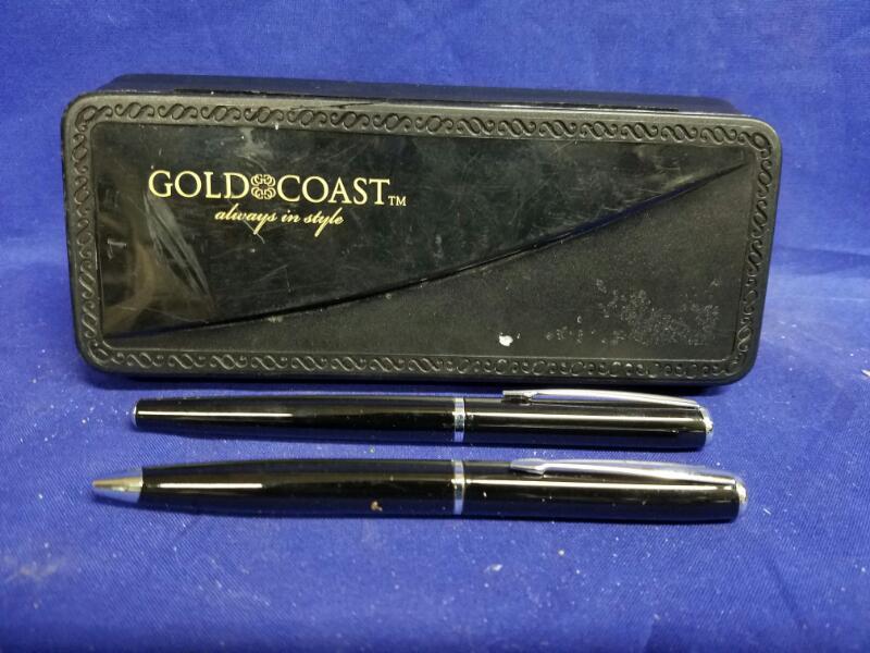 THE GOLDCOAST PENS 2-PC SET