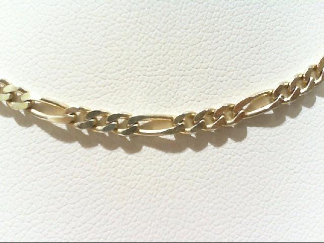 Silver Figaro Chain 925 Silver 7.3g