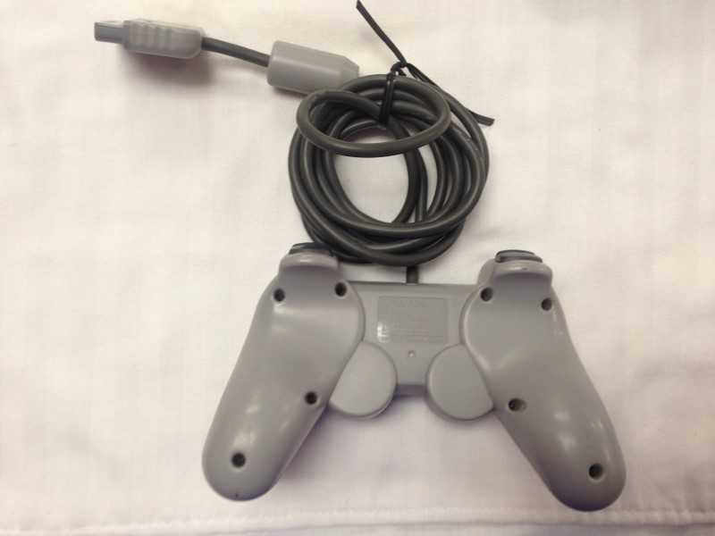 Sony Original OEM Playstation 1 Wired Controller (Gray)