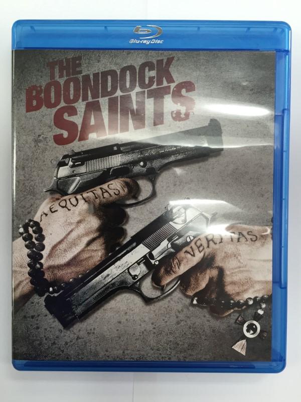 THE BOONDOCK SAINTS BLU-RAY DVD