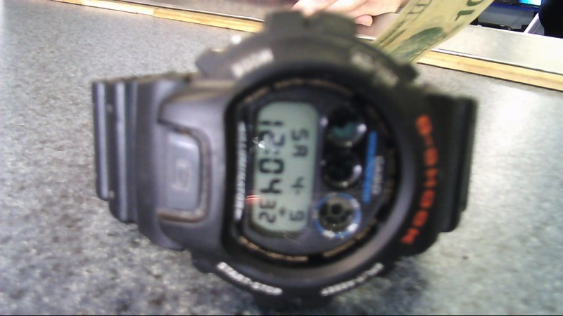 CASIO Gent's Wristwatch G SHOCK DW-6900
