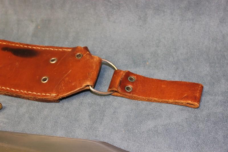 "Western W49 Bowie Hunting Knife 9"" Blade"