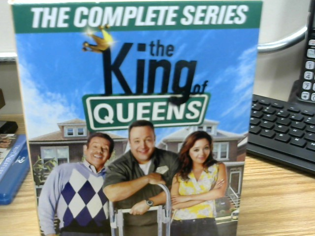 DVD BOX SET DVD THE KING OF QUEENS