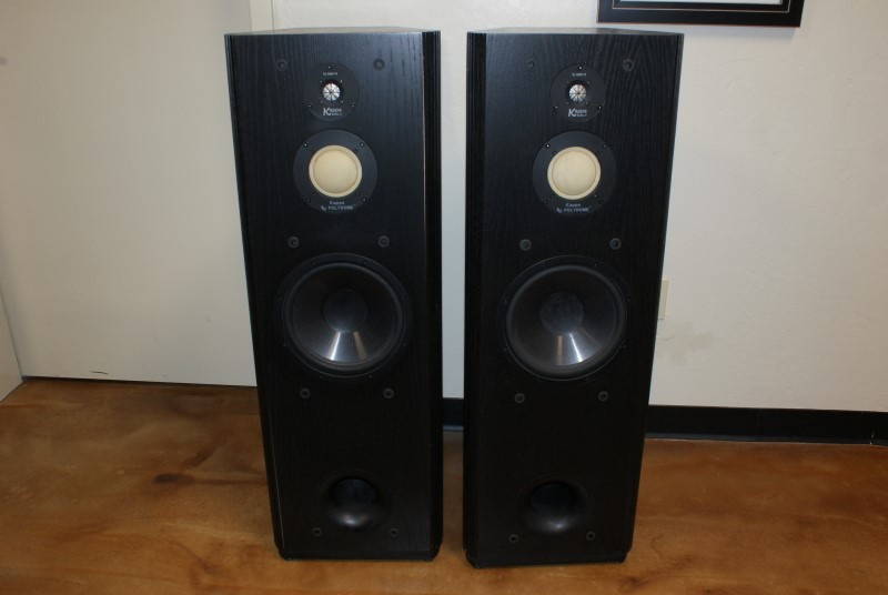 INFINITY Speakers/Subwoofer KAPPA 7.1 SERIES II