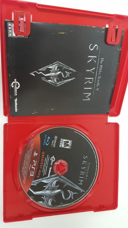 SONY Sony PlayStation 3 Game SKYRIM