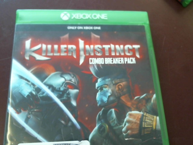XBOX ONE KILLER INSTINCT COMBO BREAKER PACK