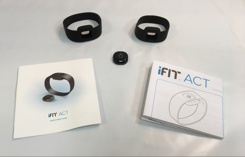 IFIT FITNESS TRACKER MODEL IFITTRACKERB