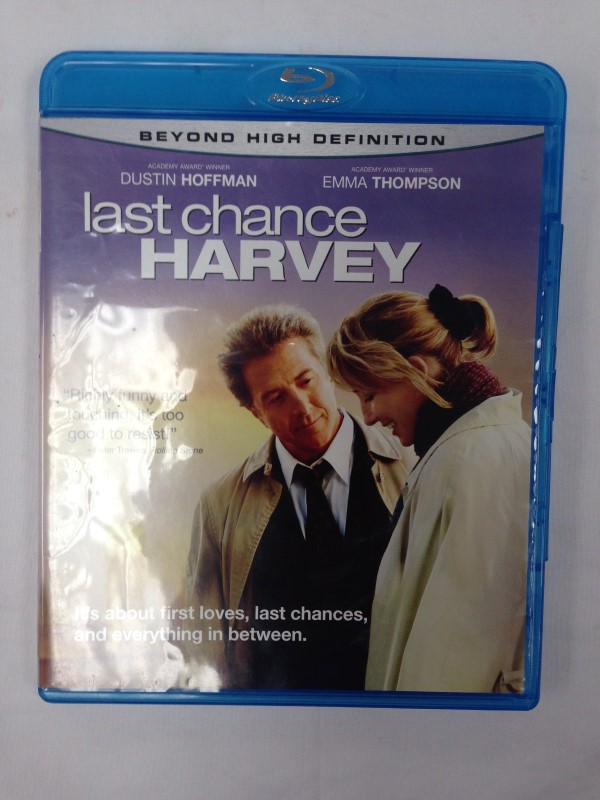 Blu-Ray LAST CHANCE HARVEY