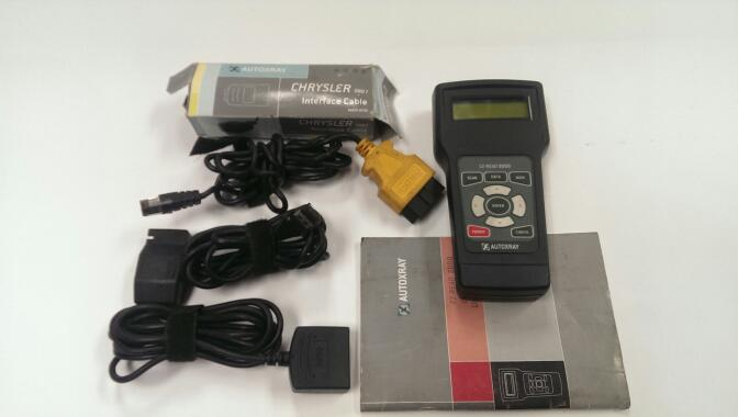 Auto Xray EZ-READ 2000 OBD I OBD II Code Reader   Pre-Owned