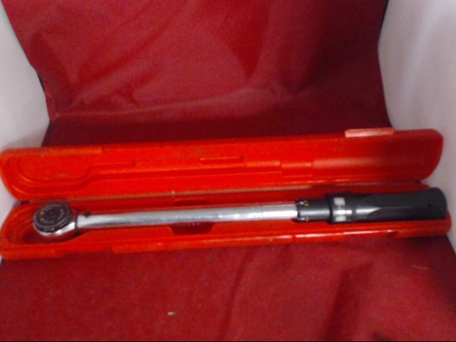 PERFORMANCE TOOL Torque Wrench M198