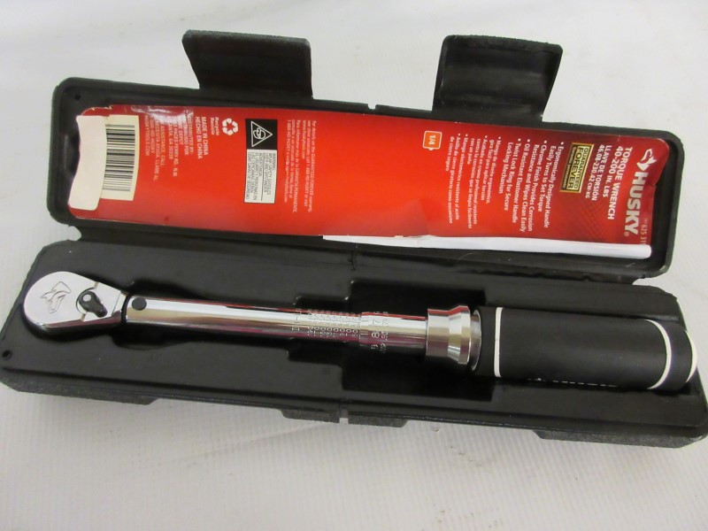 HUSKY TOOLS Torque Wrench 625 319