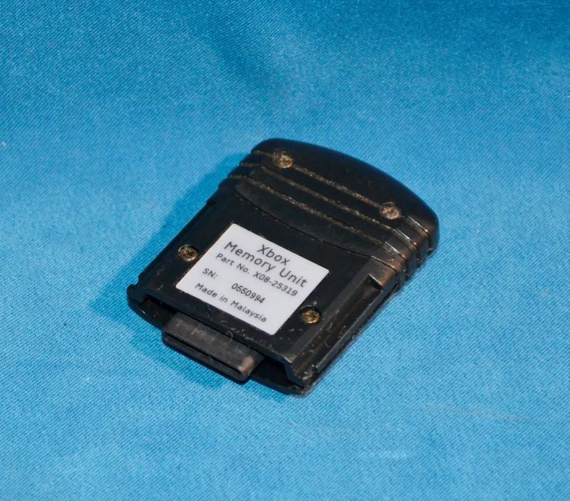 MICROSOFT ORIGINAL XBOX X08-25319 MEMORY UNIT