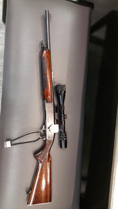 REMINGTON FIREARMS Rifle 742 CARBINE