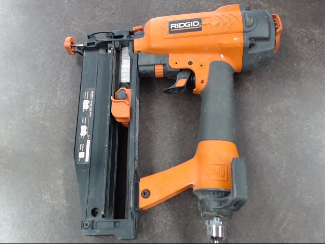 RIDGID FINISH NAILER R250SFA