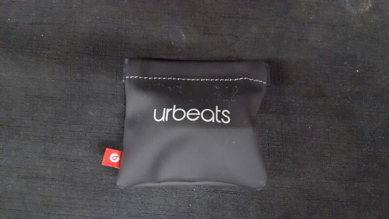 Beats Audio Urbeats Red Earbud Headphones