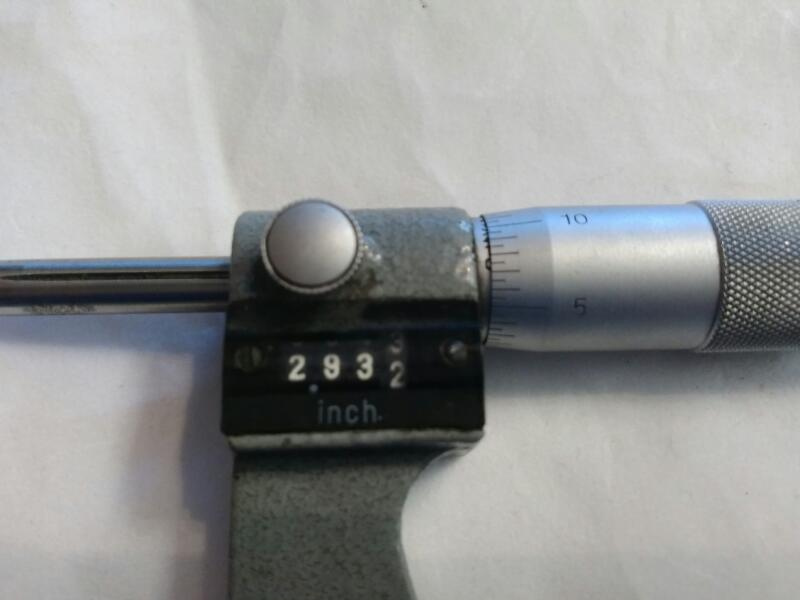 Micrometer OUTSIDE MICROMETER