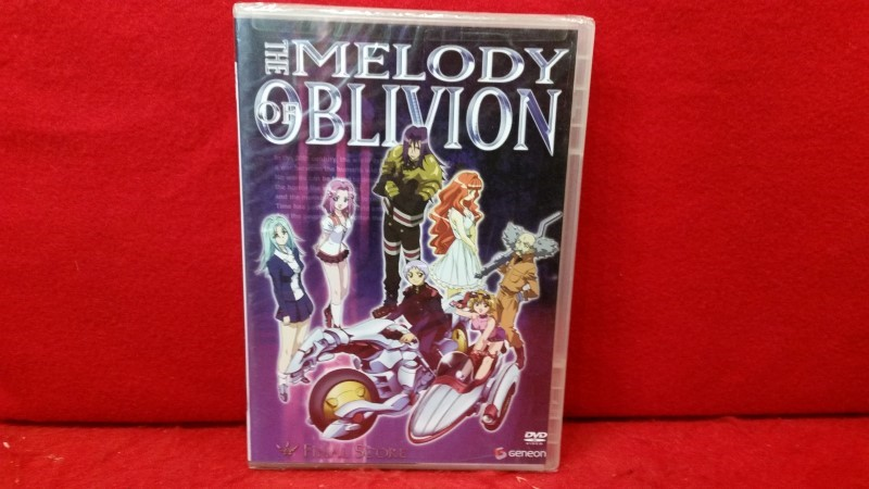 Melody of Oblivion - Final Score (Vol. 6) DVD