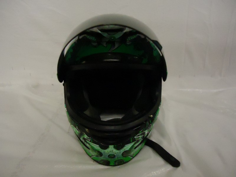 IICON Motorcycle Helmet AIRMADA