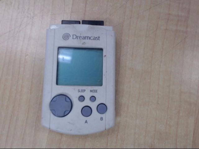 SEGA Video Game Accessory MEMORY CARD - DREAMCAST