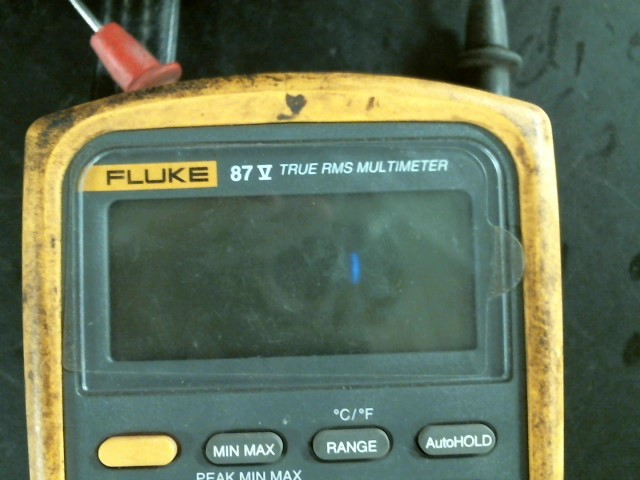 FLUKE Multimeter 87 TRUE RMS MULTIMETER