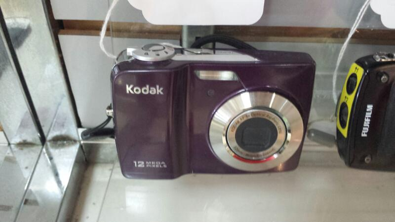 Kodak EasyShare C182 12.4 MP Digital Camera - Plum