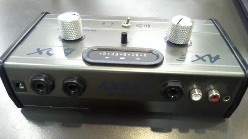 CRATE AUDIO Electronic Instrument AXBX1