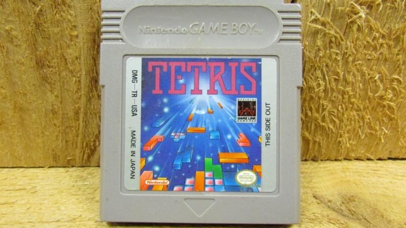 NINTENDO Vintage Game TETRIS (GAMEBOY)