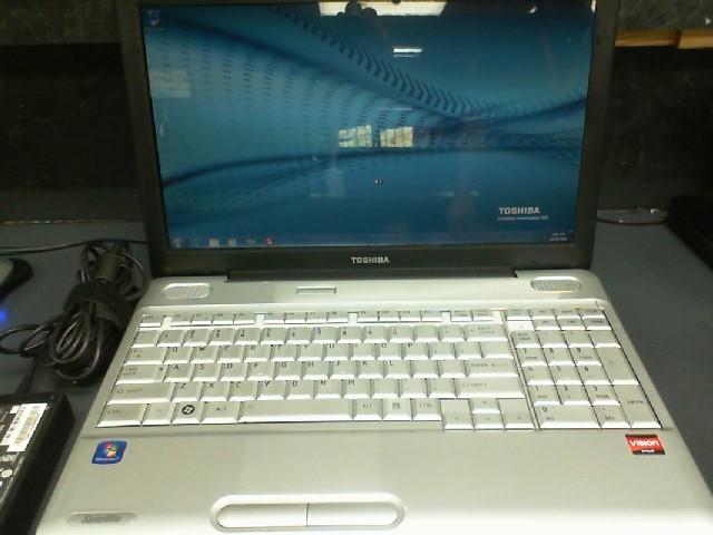 TOSHIBA Laptop/Netbook SATELLITE L505D-S5983