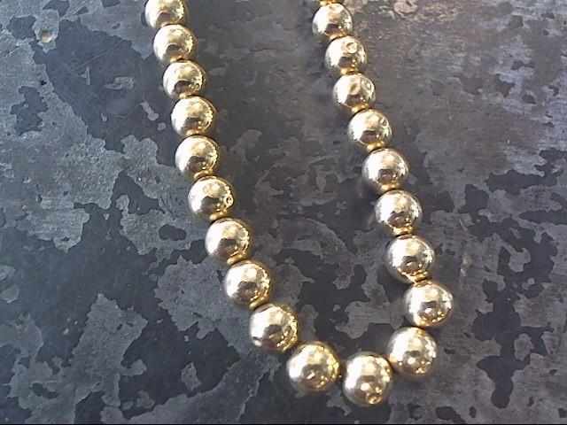 Gold Fashion Chain 10K Yellow Gold 9.7dwt