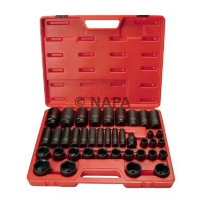NAPA Sockets/Ratchet PROFESSIONAL IMPACT SOCKETS