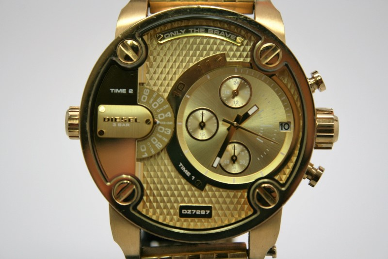 DIESEL GENT'S WATCH  3 BAR
