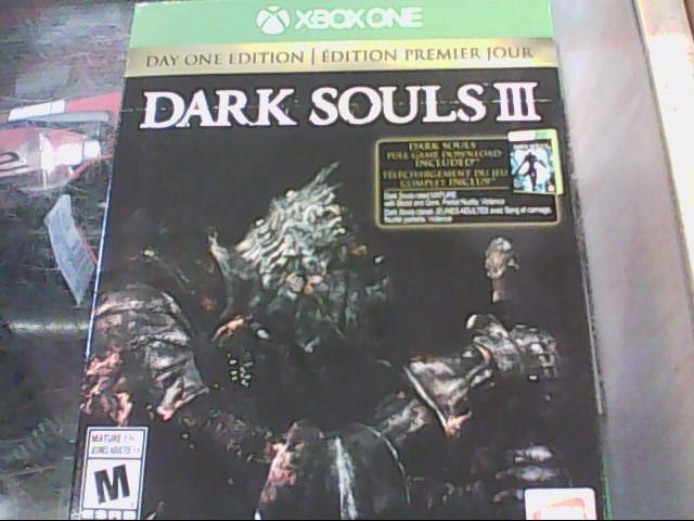 DARK SOULS 3 Microsoft XBOX One Game XBOX ONE