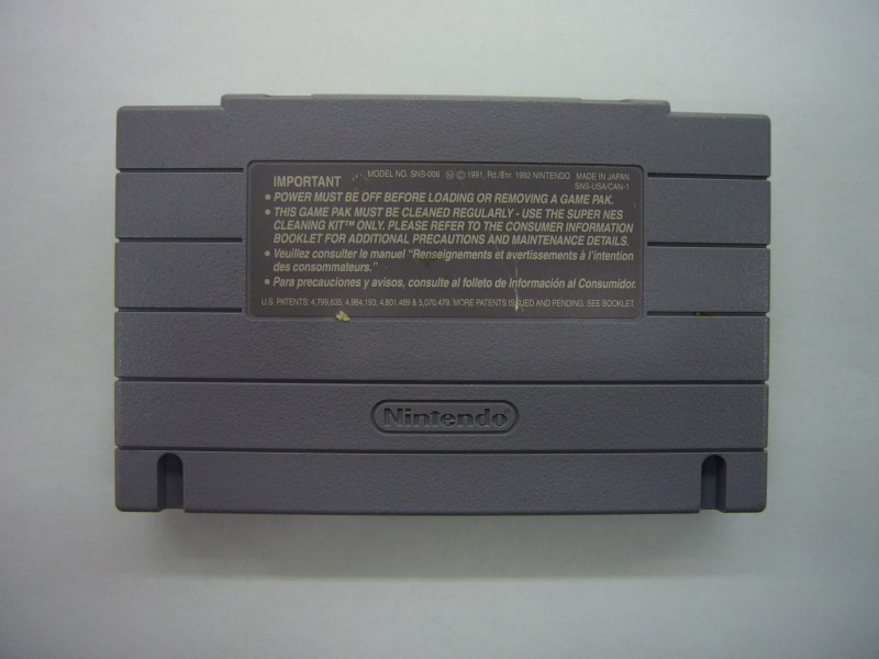 NINTENDO SNES Game THE LOST VIKINGS *CARTRIDGE ONLY*