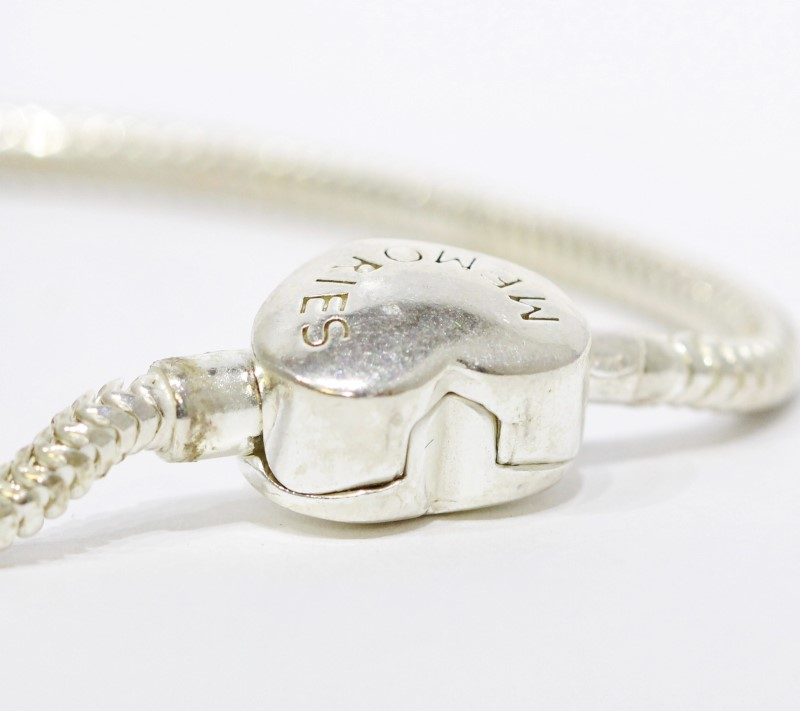 Silver Bracelet 925 Silver 19.3g