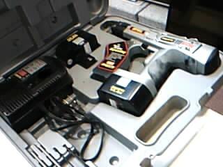 SENCO Nailer/Stapler DS162-14V