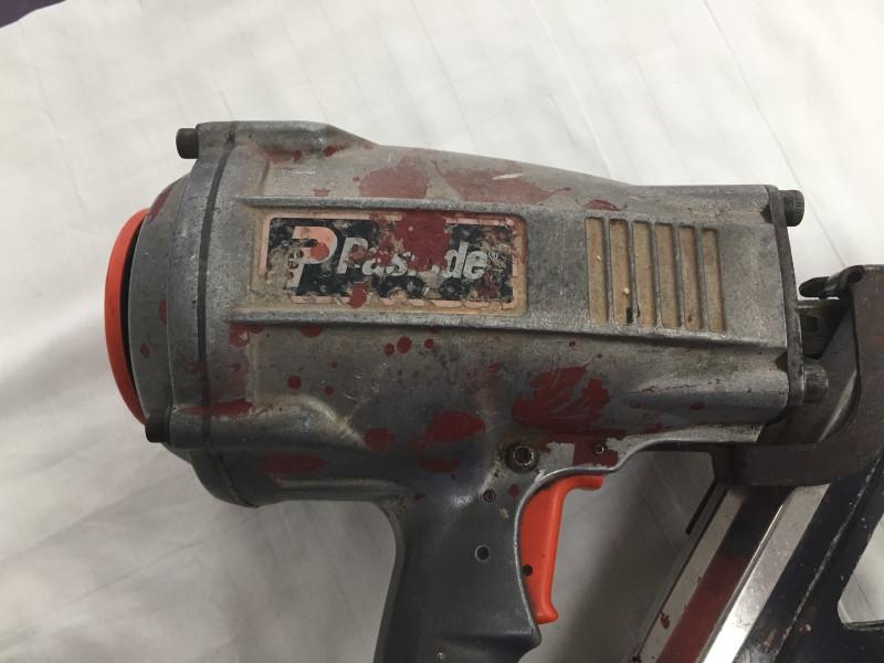 PASLODE FRAMING NAILER MODEL 501051