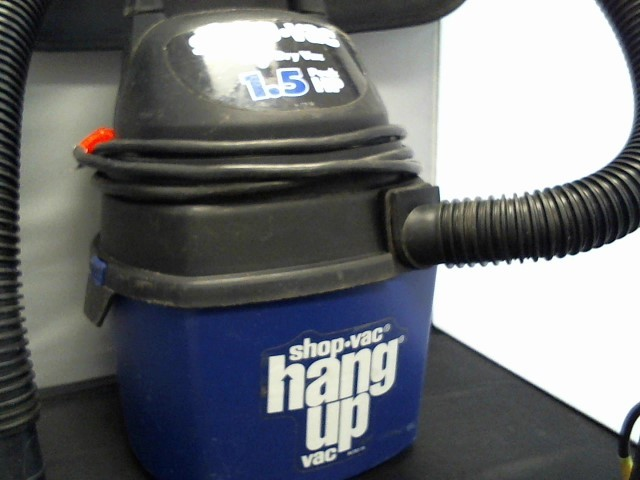 SHOP-VAC Vacuum Cleaner 2015A HANG-UP VAC