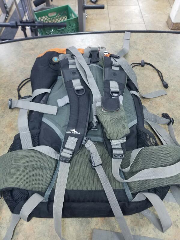HIGH SIERRA Backpack BACK PACK