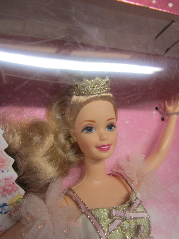 MATTEL 1996 BARBIE AS THE SUGAR PLUM FAIRY