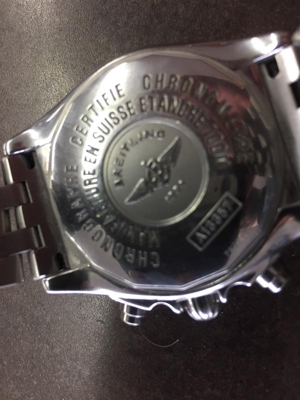 BREITLING Gent's Wristwatch CHRONO COCKPIT A13357