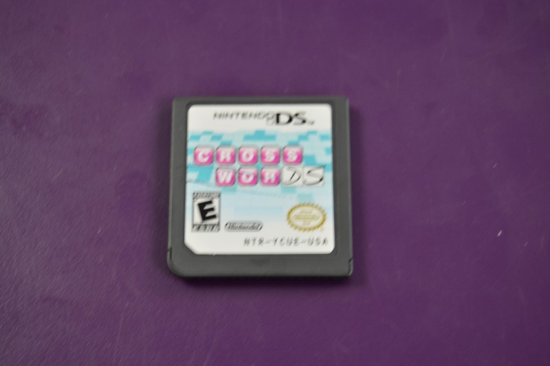 Nintendo DS Game Cross WorDS - Game Only