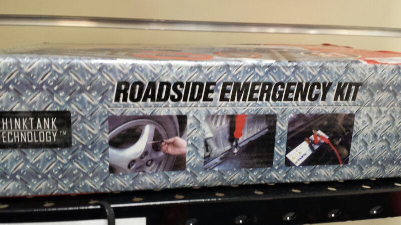 Think Tank Emergency Roadside Kit