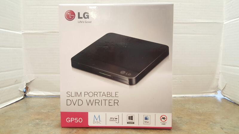 LG Computer Accessories GP50NB40
